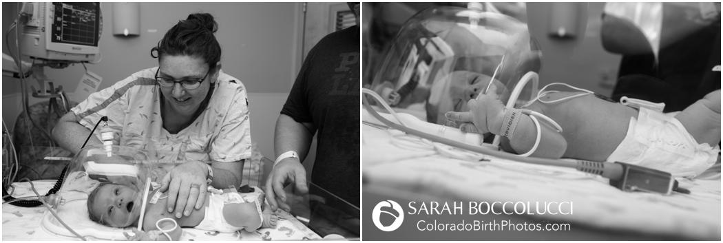 Boulder, CO Birth Photographer