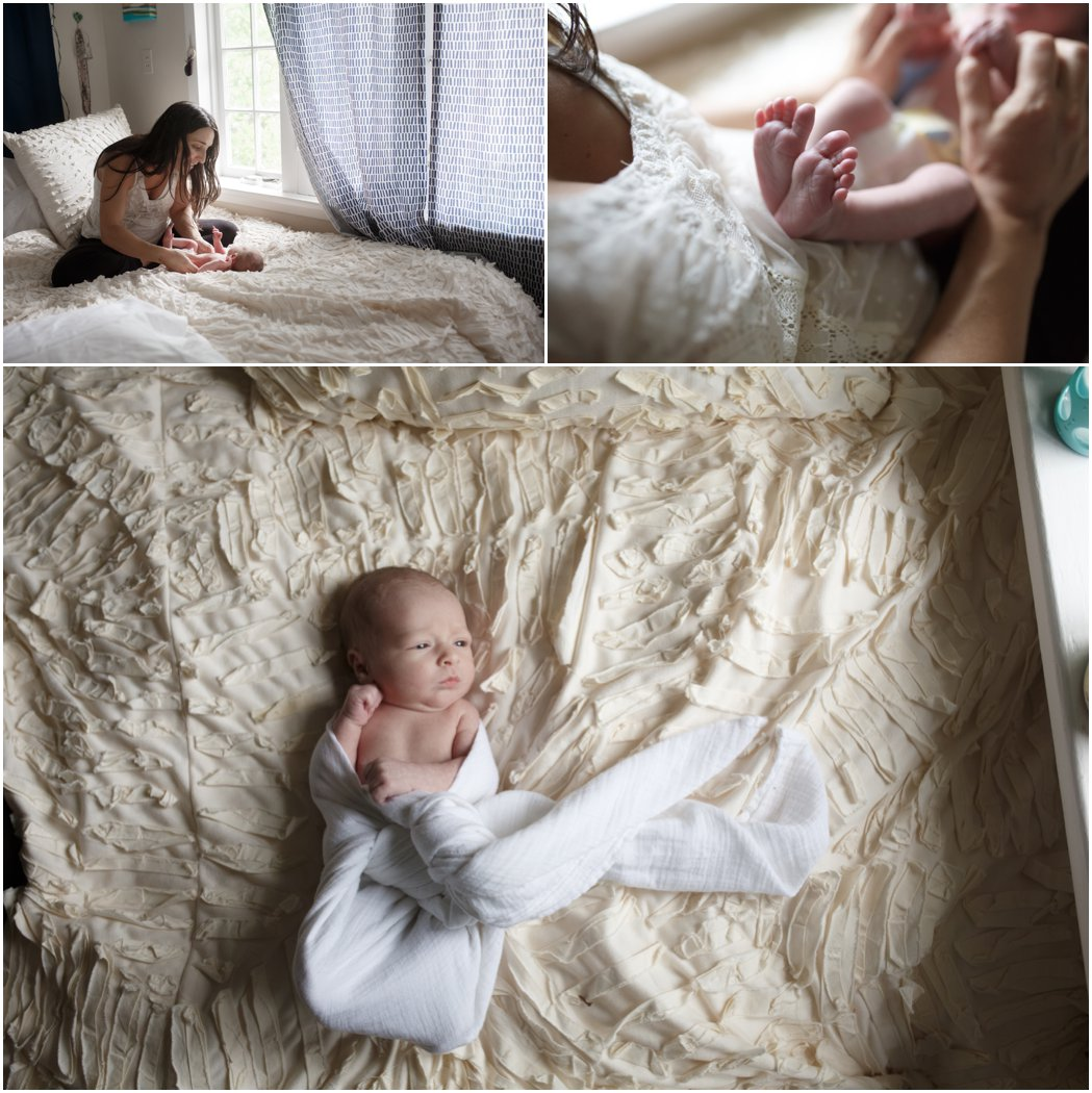 Boulder, CO Newborn Photographer