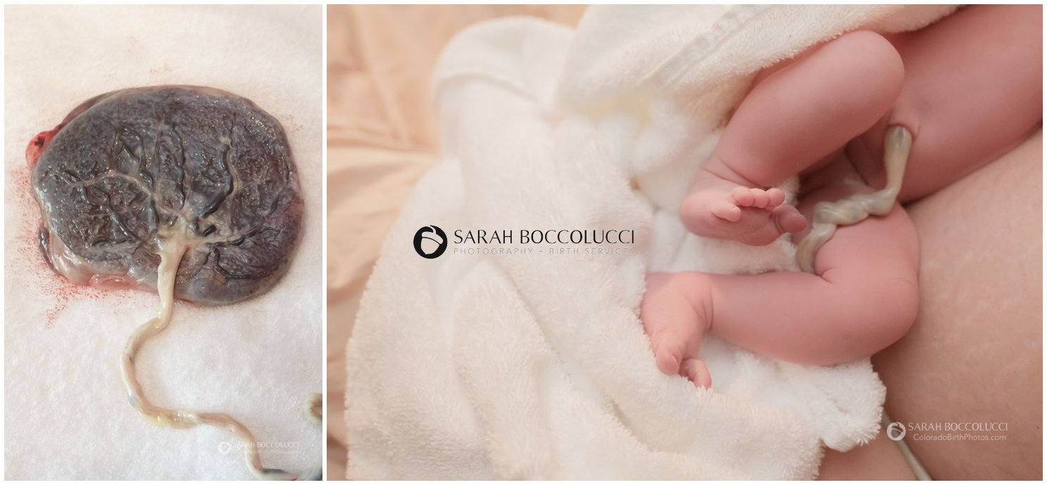 Denver, CO Birth Photography
