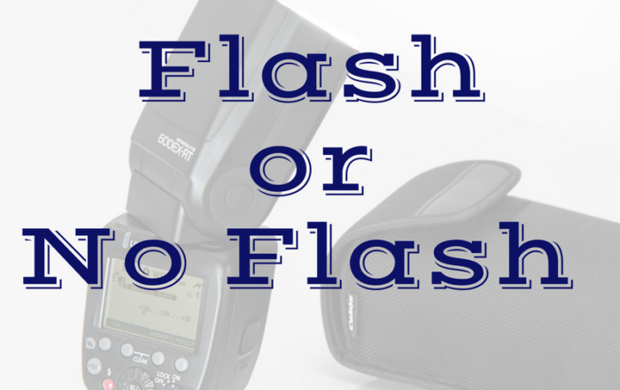 Flash vs. No flash for birth photography